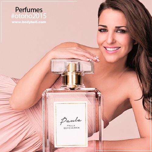 que perfume utiliza paula echevarria
